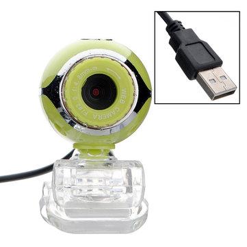 30.0 Mega Pixel USB Webcam Web Camera for Laptop PC-New