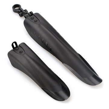 Mountain Bike Tire Front Rear Mudguard Fender Set