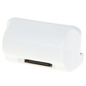 1100mAh USB Rechargeable Power Charger Battery Pack for iPhone 4/3G/iPad/iPad 2 - Yellow