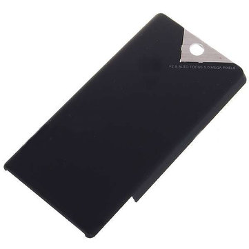 Replacement Battery Cover for HTC Diamond 2 Black