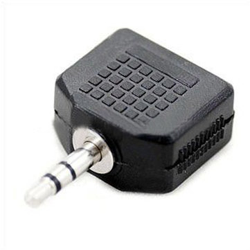 New Audio Splitter 3.5mm Jack