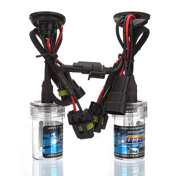 2x Car 9005 35W HID Xenon Headlight Light Lamp Bulb Replacement New