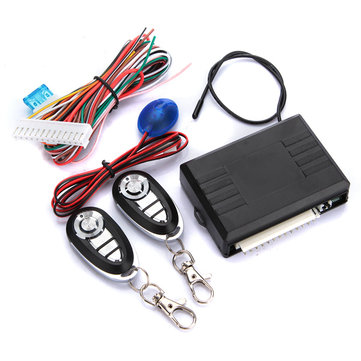Universal Car Remote Control Locking Keyless Entry System