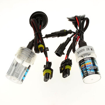 2x Car H7 55W HID Xenon Headlight Light Lamp Bulb Replacement New
