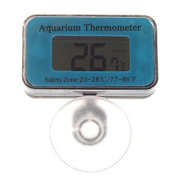 Waterproof Aquarium Water Temperature Digital Thermometer