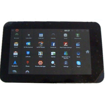 7 Inch Allwinner A10 Android 4.0 5-point Capacitive Tablet PC
