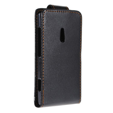 Magnetic Protective Flip PU Leather Pouch Case For Nokia Lumia 800