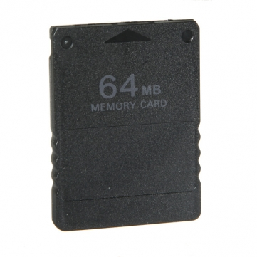 64 MB Memory Card For Play Station 2 PS2