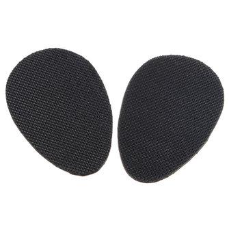2Pcs Anti-Slip Stick Feet Shoes Heel Sole Protector Grip Pad Adhesive Cushion
