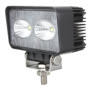 20W 2LED Spot work Lamp Light Off Roads For Trailer Off Road Boat