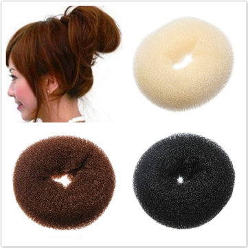 Former Donut Bun Ring-shaper Hair Headbrand Styler Maker Twist S M L
