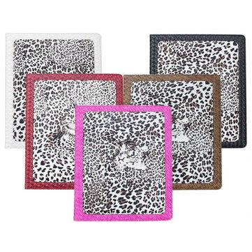 Leopard Pattern Protective Case For iPad 3 Random Shipment