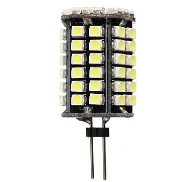 Pure White G4 1210 80SMD Led Light Bulb for All Make Car Wide-usage