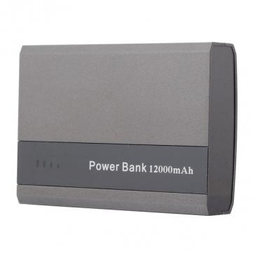 9-12V Output 12000mAh Protable Power Bank For Cellphone