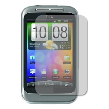 Clear Screen protector Film for HTC Wildfire S G13