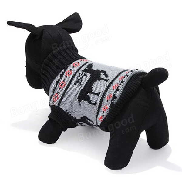 Pet Knitted Sleeveless Sweater