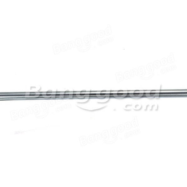 OD 8mm x 500mm Cylinder Liner Rail Linear Shaft Optical Axis Chrome