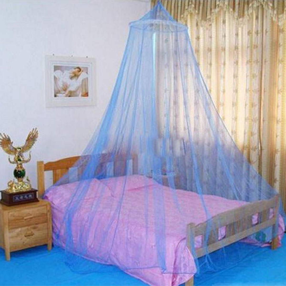 5 Farben Spitze Hängenden Betten Moskito Netz Dome Prinzessin Betthimmel  Netting Schlafzimmer Dekor