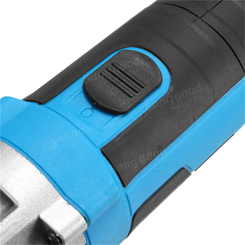 300W Oscillating Multi-Tool Renovator Tools Electric Trimmer for Sanding Grinding Cutting Removing