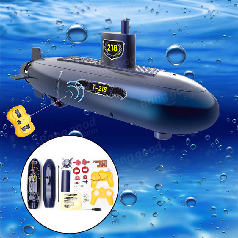 Rc Mini Submarine 6 Channels Remote Control Under Water