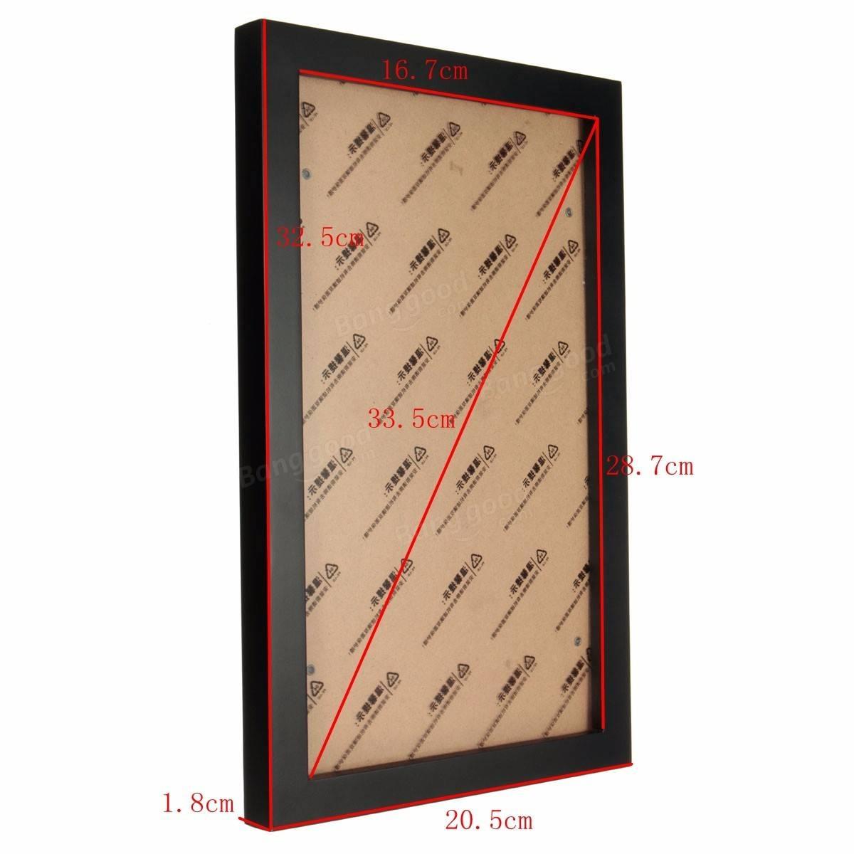 12 Zoll Bilderrahmen Hanging Holz Bilderrahmen Foto Wand ...