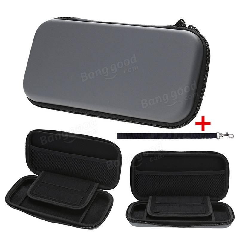 EVA Protective Hard Case Shell Storage Holder Pouch For Nintendo Switch Console