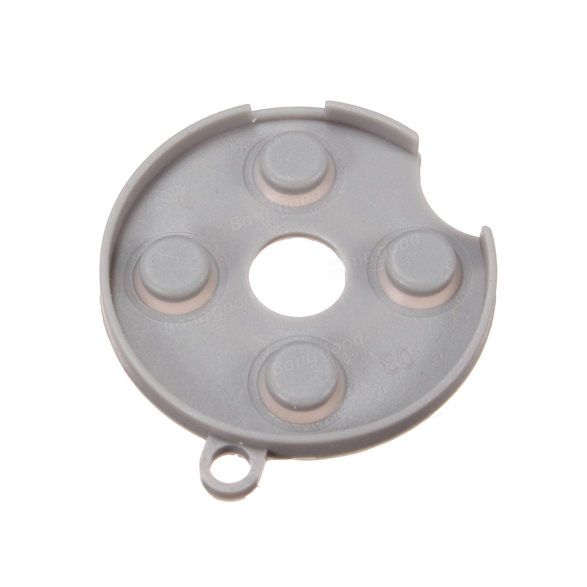 Controller Conductive Rubber Contact Pad Button D-Pad for Microsoft Xbox 360 Controllers Replacement