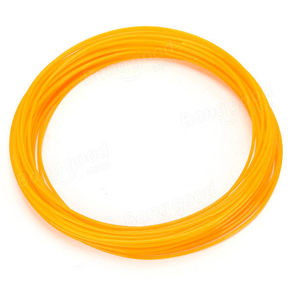 5 Sets x 10Pcs PLA Filament 50g For 1.75mm 3D Printing Pen