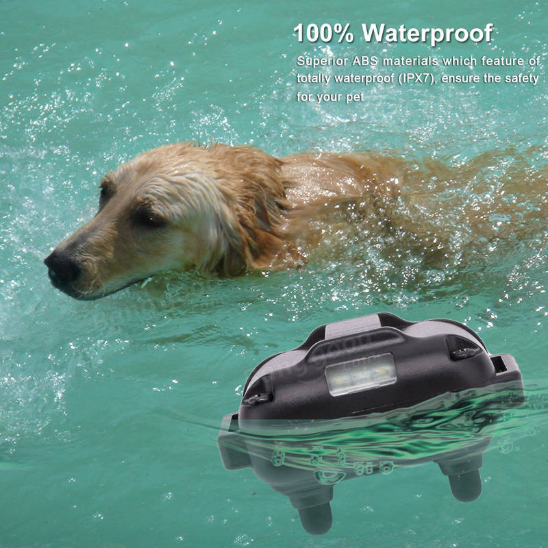 Remote Dog Training Collar Waterproof and 1000 Yards Remote Static Shock Training Collar for 2 dogs