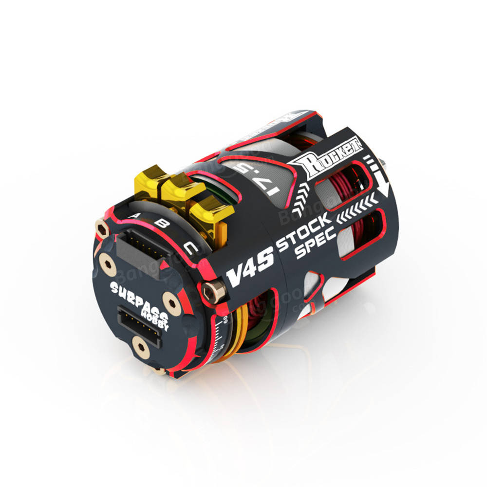 Original surpass hobby rocket 540 sensored brushless motor for 10 5 t brushless motor