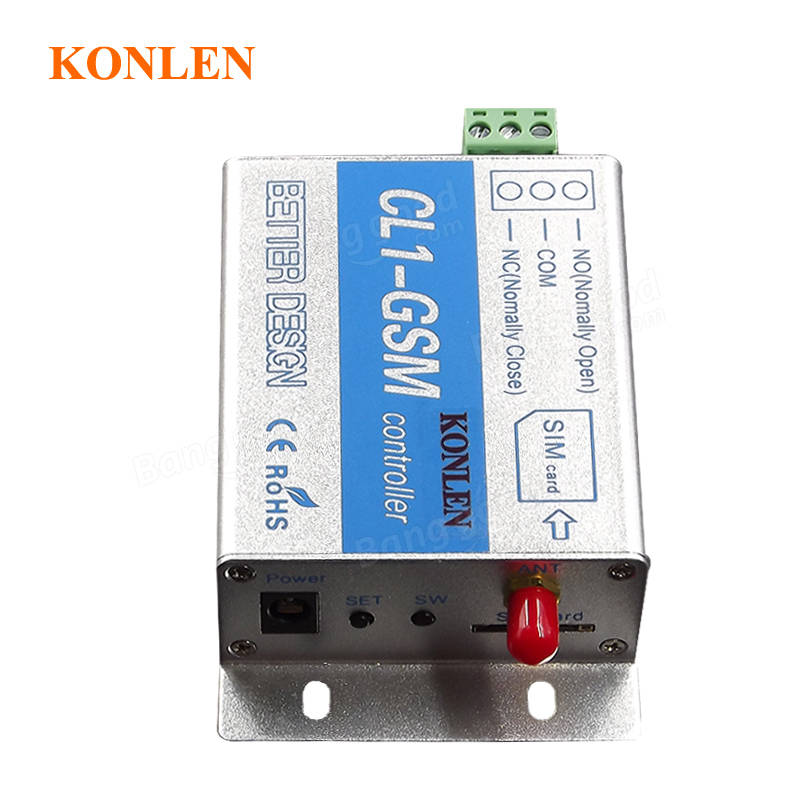 smart remote gsm controller sms call relay switch for home appliances on off control
