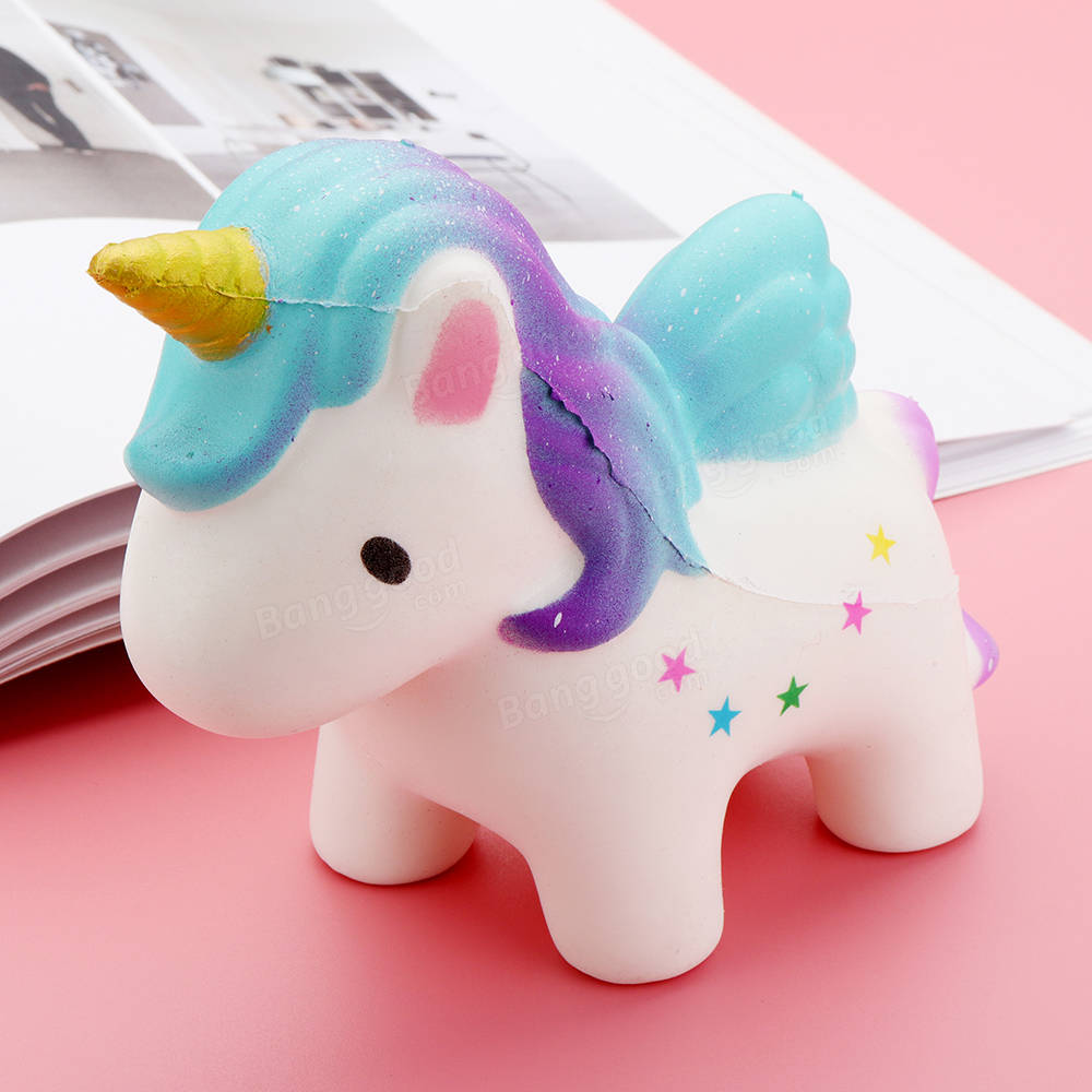 Squishy Collection Blog : Original Unicorn Squishy 12*9CM Scented Squeeze Slow Rising Collection Toy Soft Gift - Blog Power