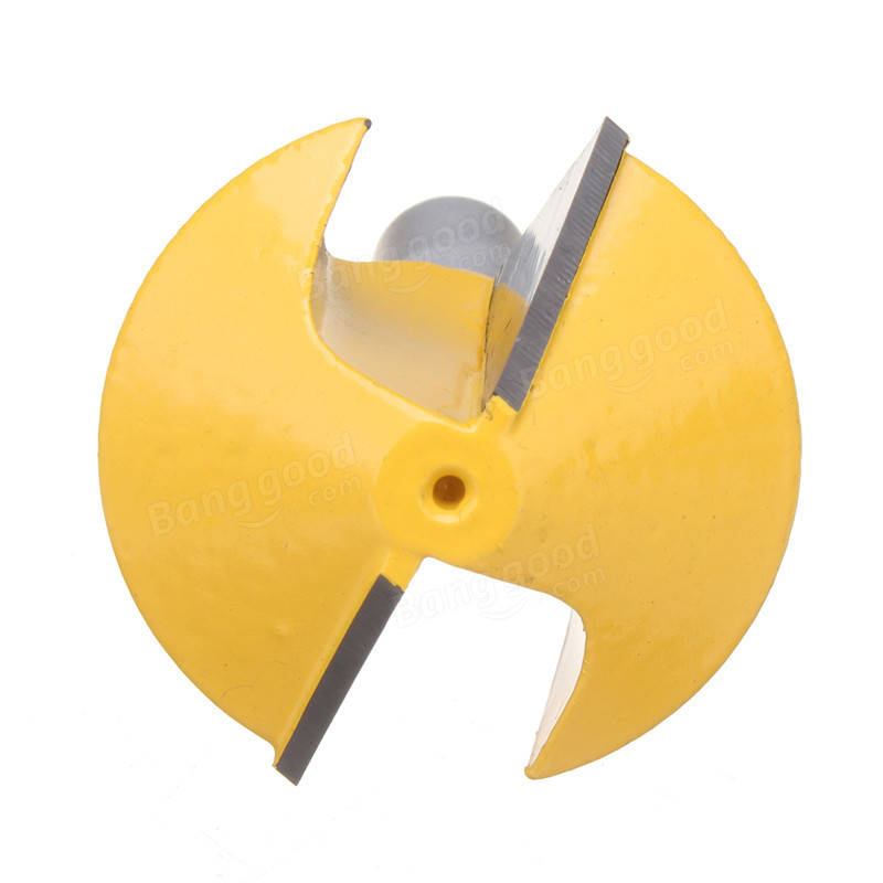 Bird's Mouth Router Bit 1/2 Inch Shank Woodworking Milling Cutter