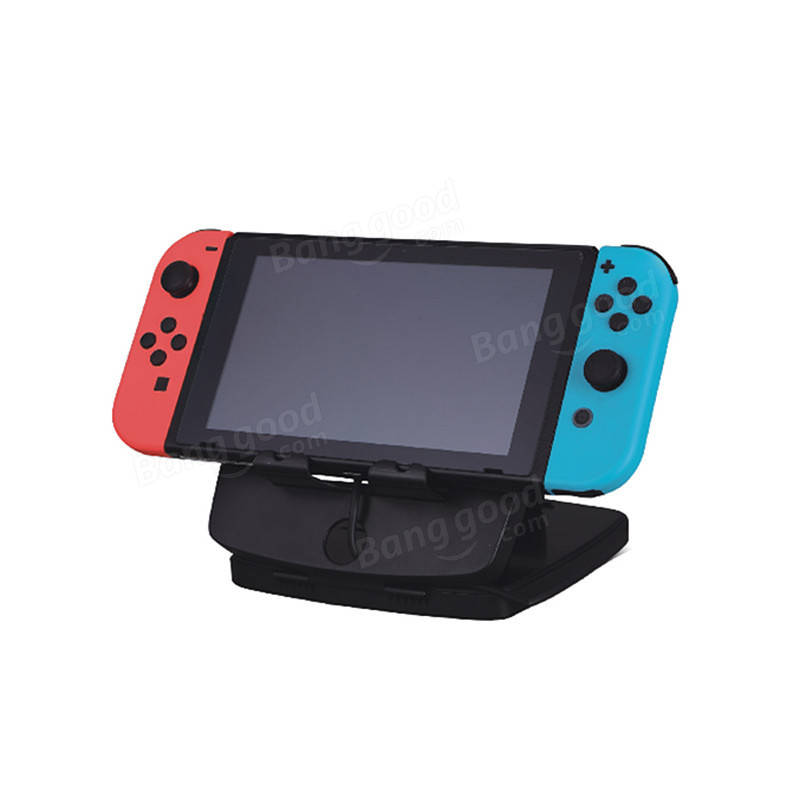 Multifunctional Stand Holder Bracket Storage Card Box Cartridge For Nintendo Switch