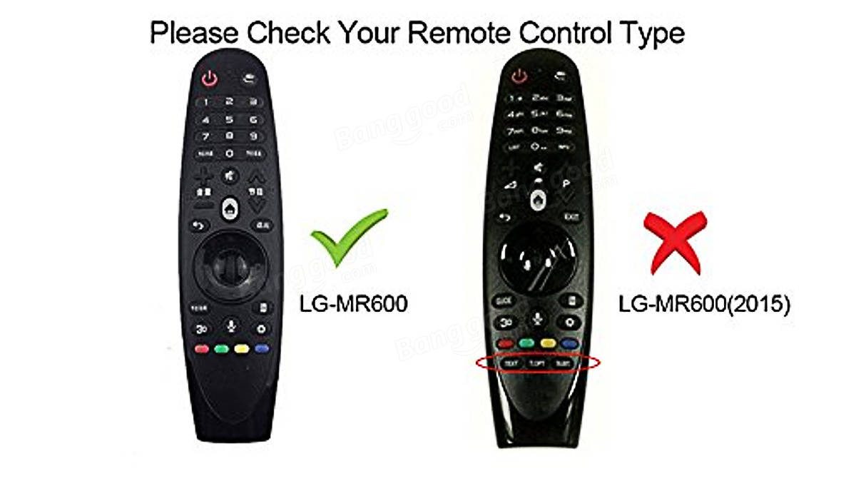 Shockproof Silicone Remote Control Cover Case For LG 3D Smart TV AN-MR600 Magic Remote Covere For LG 3D Smart TV AN-MR600
