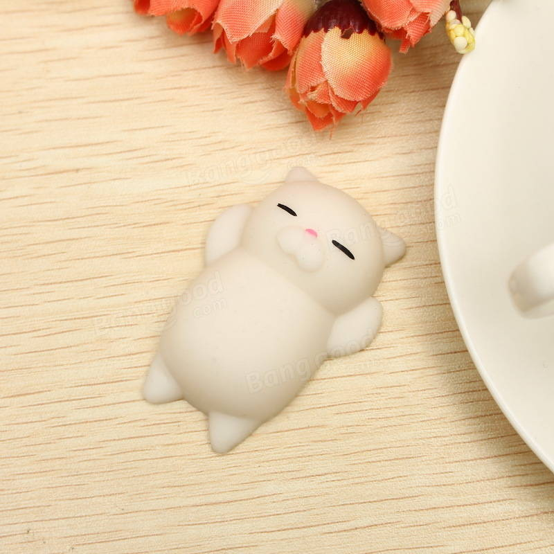 Squishy Collection Naura : Cat Kitten Squishy Squeeze Cute Healing Toy Kawaii Collection Stress Reliever Gift Decor Sale ...