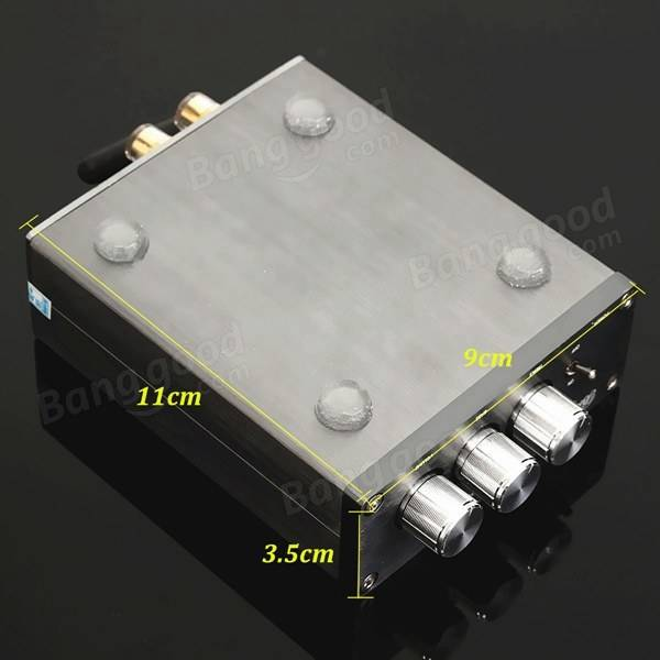 50Hz-60Hz CSR8630 4.0 HiFi Digital Amplifier Audio Receiver Amplifier