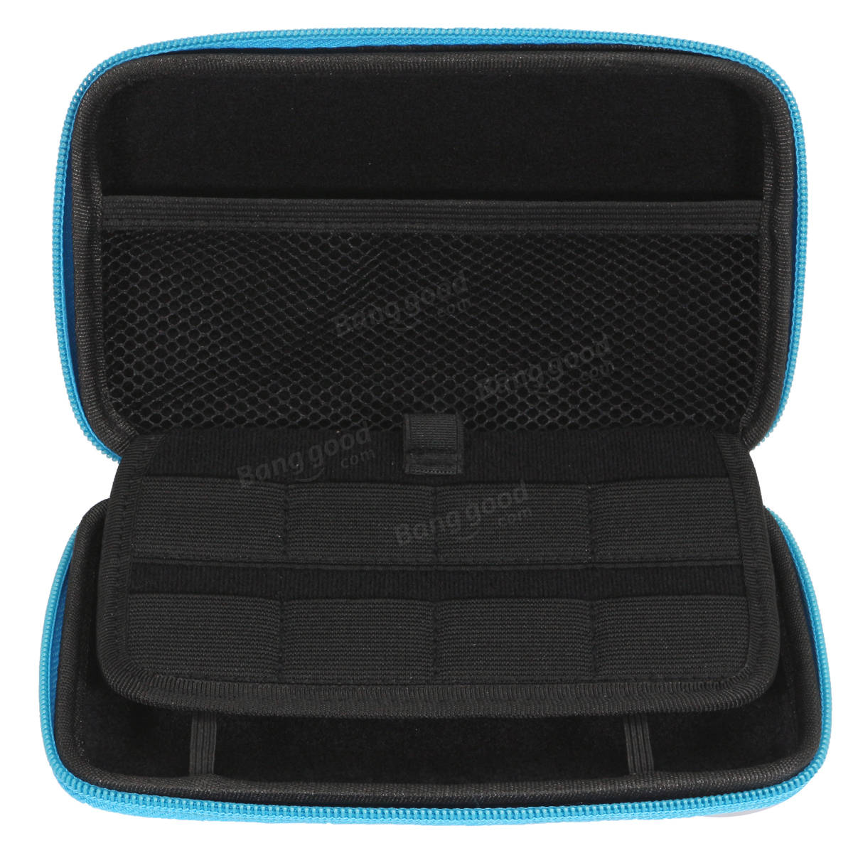 EVA Carrying Case Bag Screen Protector Stylus Set For Nintendo New 2DS XL LL