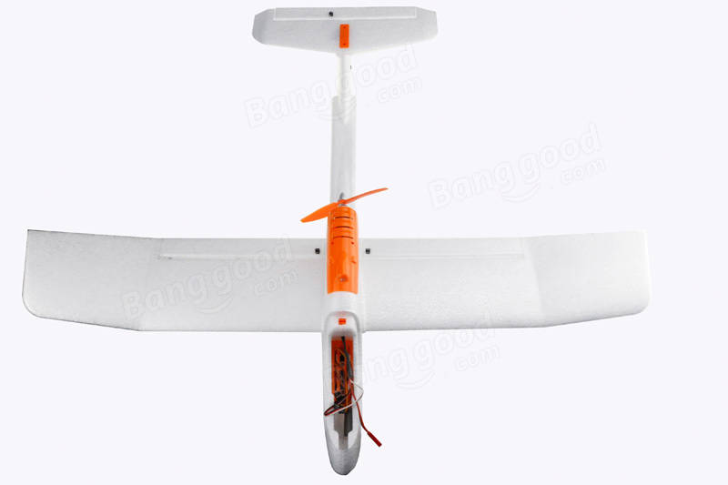 Explorer ZSX-750 2.4G 4CH 750mm Wingspan EPP RC Glider Airplane KIT