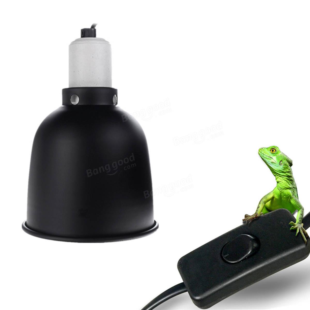 E27 Ceramic Heat Uv Uvb Lampe Licht Halter Reptil