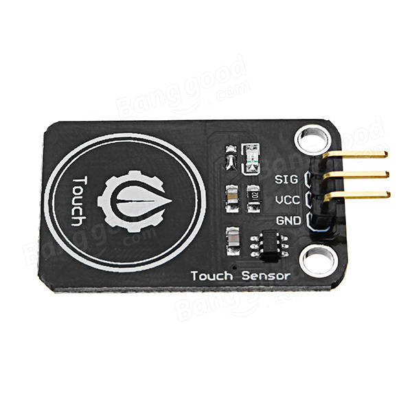 10Pcs Touch Sensor Touch Switch Board Direct Type Module Electronic Building Blocks For Arduino