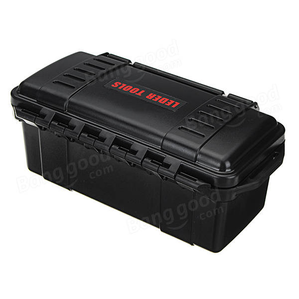 Outdoor Shockproof Waterproof Boxes Survival Airtight Case Holder Storage Matches Tools Travel Sealed Containers Storage Box