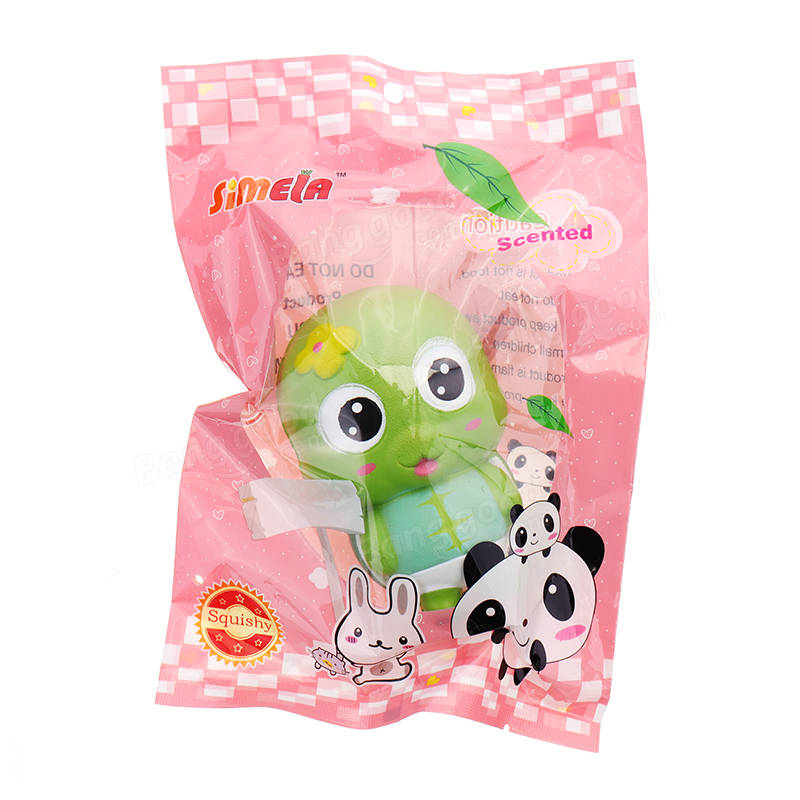 Simela Squishy Rocket 14.5cm Slow Rising Toy Gift Collection With Packing