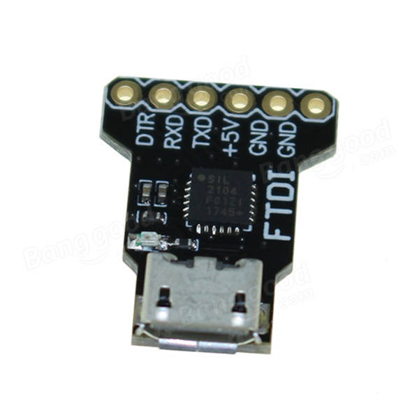 FTDI 5V USB Turn To TTL MWC Programming Unit Debugger Multirotor Spare Part