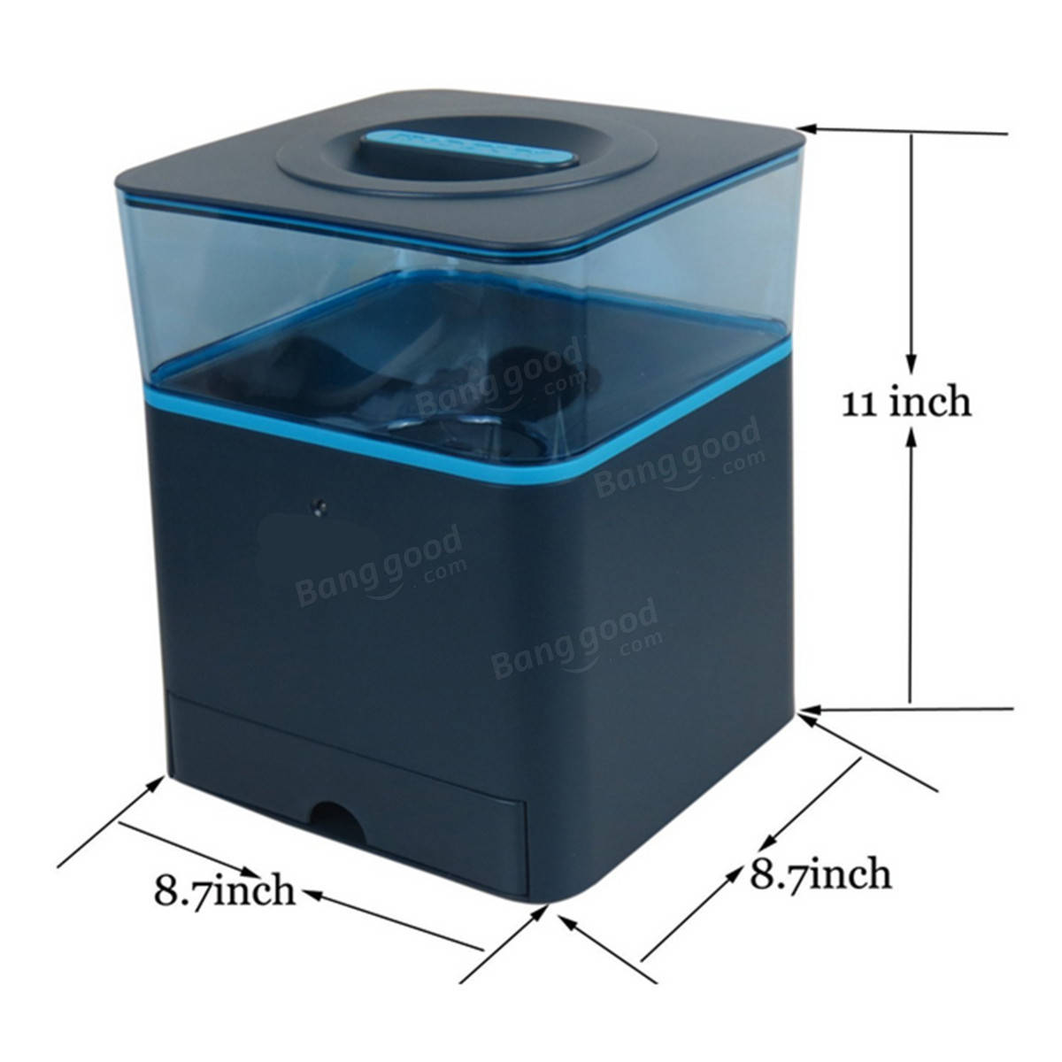 Smart Pet Feeder Automatic Pet Feeder for Cats and Dogs Pet Dispenser Pet Supplies