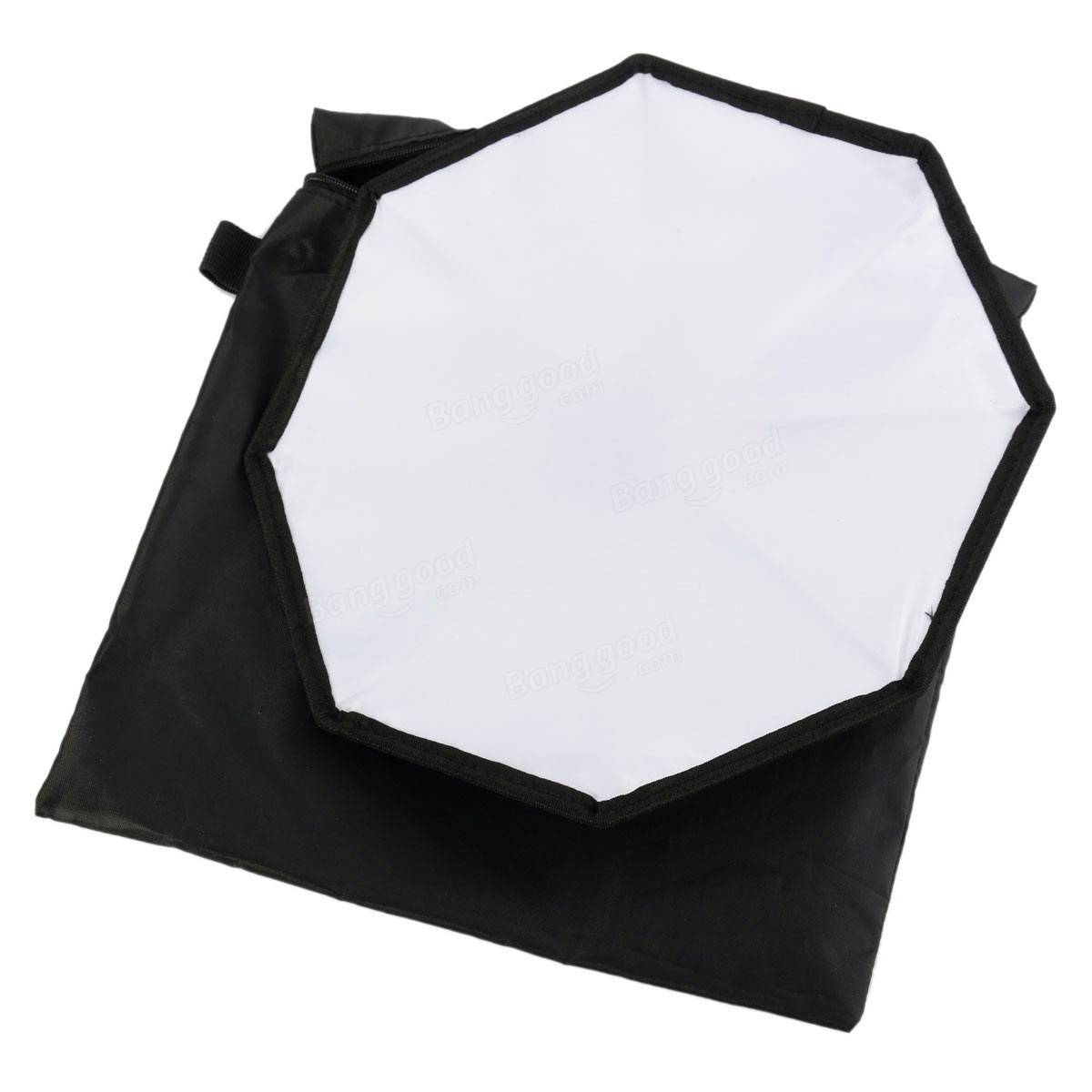 12 Inch Universal Octagon Softbox Diffusers Umbrella Flash Speedlite Cover
