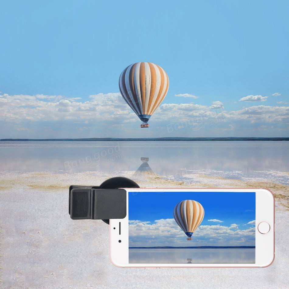 ZOMEI MATE 4 in 1 M2 37mm Phone Filter Lens Gray Blue Orange for Iphone HTC Huawei Xiaomi
