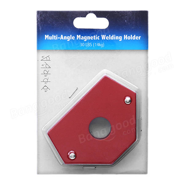 30LBS Magnetic Welding Holder Located Horn Clamp Welding Magnetic Angle Arrow Holder