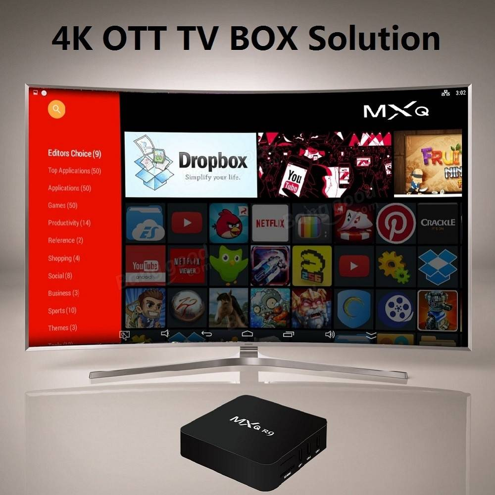 Mxq Pro 4k User Manual Download