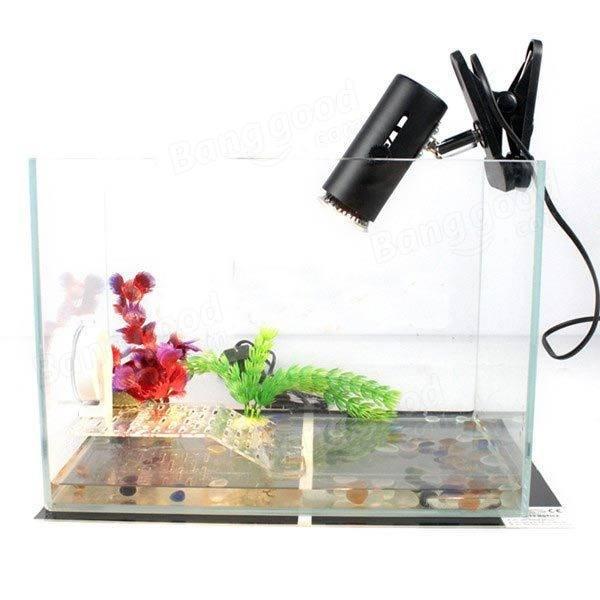 28W Adjustable Temperature Reptile Heating Heater